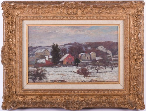 Lot 3-Charles-Jean Agard (1866-1950) French, 'Le...