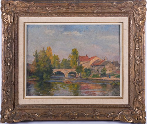Lot 51-Charles-Jean Agard (1866-1950) French, 'Le...