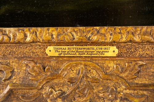 Lot 72 - Thomas Buttersworth (1768-1842) English, 'The...