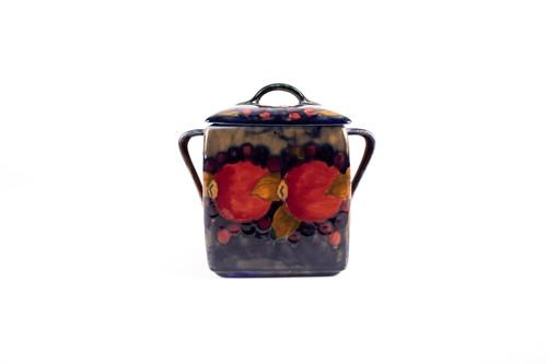 Lot 30-A William Moorcroft 'Pomegranate' pattern...