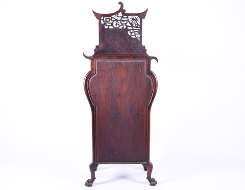 Lot 174-A late 19th century Aesthetic Movement...