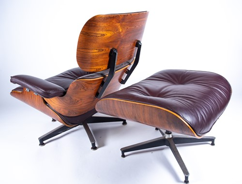 Lot 91 - Charles & Ray Eames for Herman Miller - a...