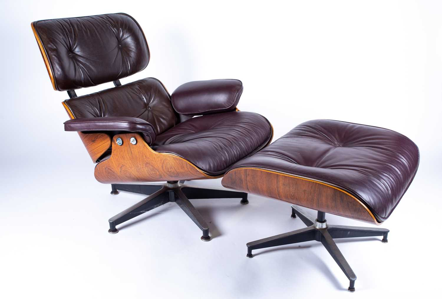 Lot 91-Charles & Ray Eames for Herman Miller - a...