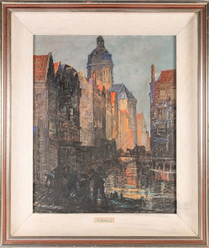 Lot 47 - Herbert Davis Richter (1874-1955) British,...