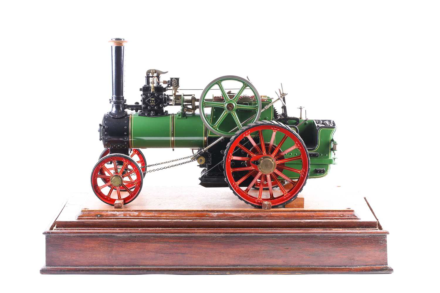Lot 452 - A fine quality scratch built scale model of a...