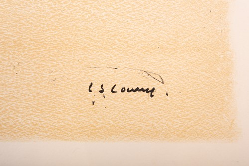 Lot 112 - Laurence Stephen Lowry (1887-1976) British,...