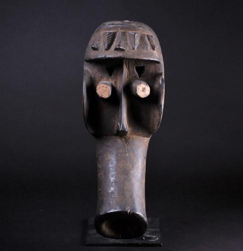Lot 5 - A Dan Kagle/Bugle mask, Liberia/Sierra Leone,...