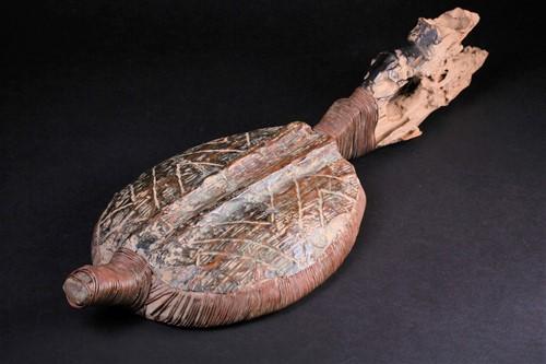 Lot 42 - A Mahongwe reliquary figure, Gabon, Bwete,...
