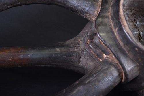 Lot 41 - A Babanki elephant helmet crest, Northwestern...