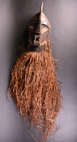 Lot 87 - A Kifwebe mask, Songye, Democratic Republic of...