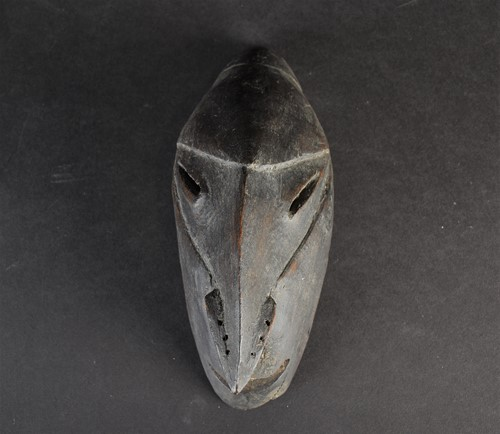 Lot 79 - A small Sepik mask, Papua New Guinea, with...
