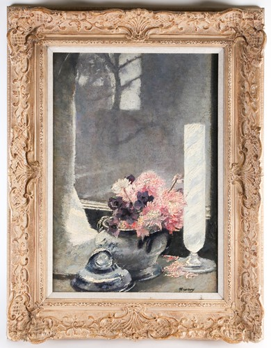 Lot 24 - 20th century school, a still life study of...