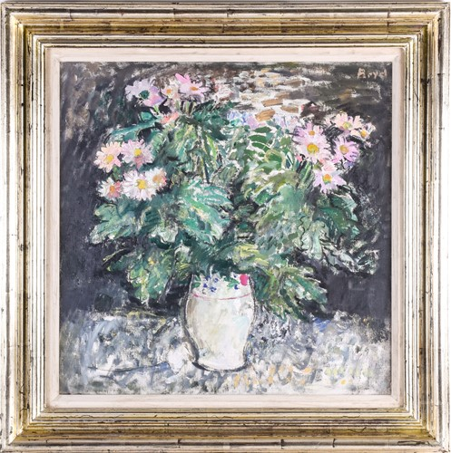 Lot 25 - John Boyd RP RGI (1940-2001) Scottish, 'Flower...