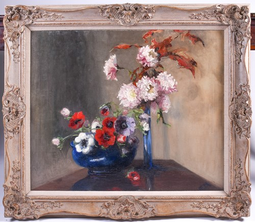 Lot 36 - 20th century school, a still life study of...