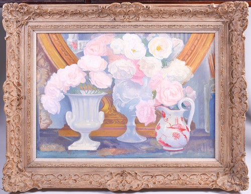 Lot 37 - 20th century school, a still life study of...