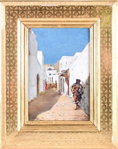 Lot 15 - Emilio Sivilla Torres (1845-1894) Spanish, a...