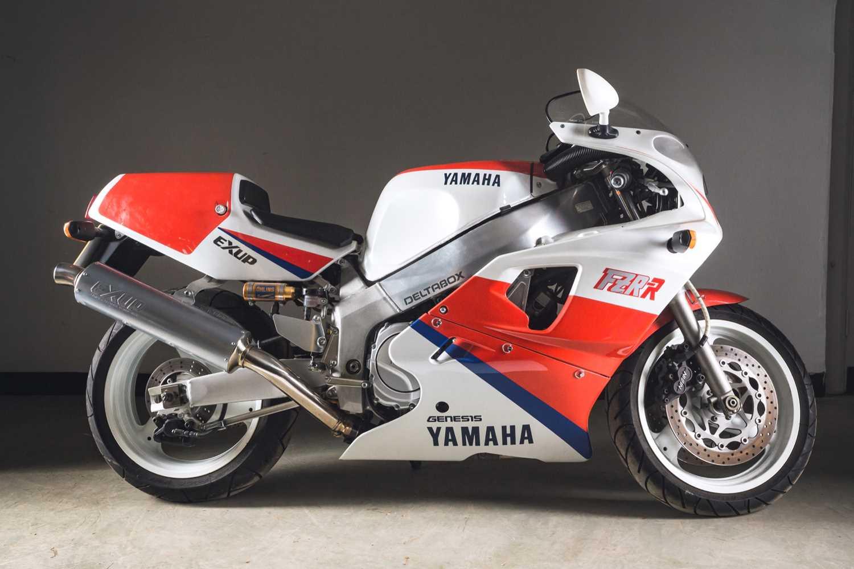 Lot 3 - A very rare Yamaha OW-01 FZR750RR EXUP 749cc...
