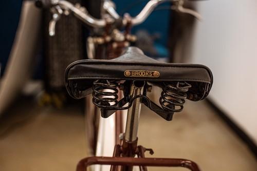 Lot 6 - A 1948 James Autocycle De Luxe, 98cc,...