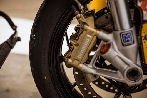 Lot 11 - A 2010 BMW S1000RR sports motorcycle,...