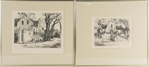 Lot 80 - Tinus de Jongh (1885-1942) Dutch/South African,...