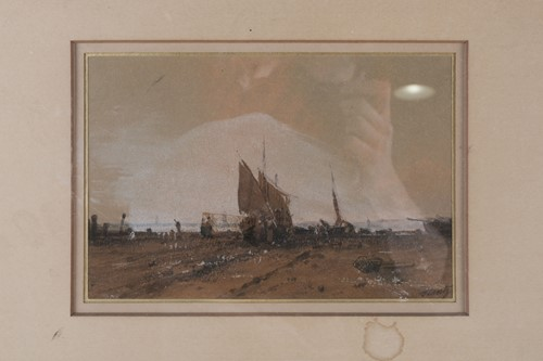 Lot 15 - Late 19th / early 20th century, two maritime...