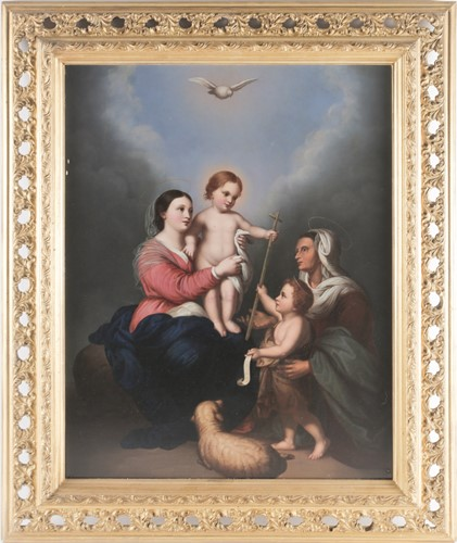 Lot 20 - After Bartolomé Esteban Murillo (1617-1682)...