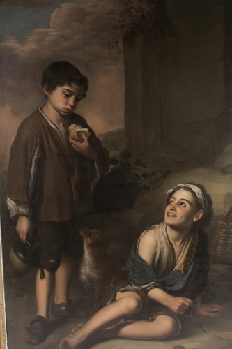 Lot 29 - Manner of Bartolomé Esteban Murillo...