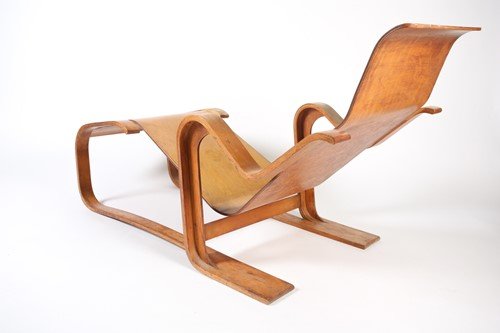 Lot 111 - A 20th century, Marcel Breuer (1902-1981) for...