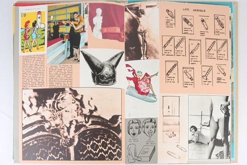 Lot 70 - Allen Jones, (British b.1937) Ways and Means....