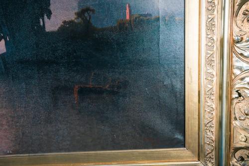 Lot 34 - Julius Köhnholz (1839-1925) German, 'Wend an...