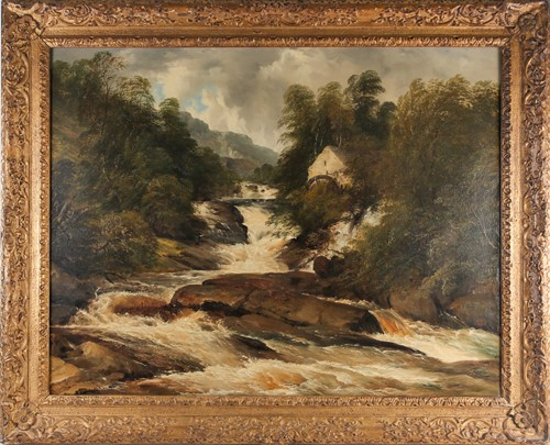 Lot 44 - Frederick Richard Lee RA (1798-1879) British,...