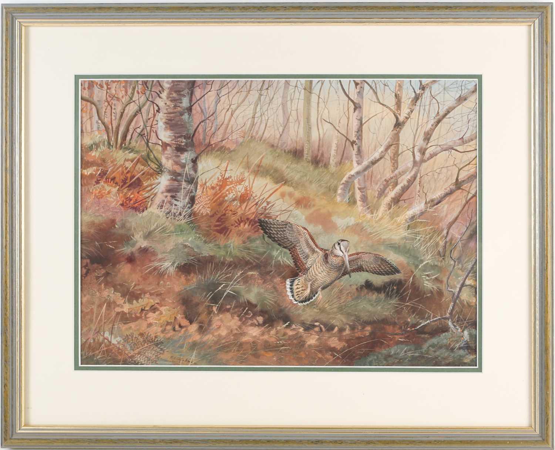 Lot 47 - Philip Rickman (1891-1982) British, a bird in...