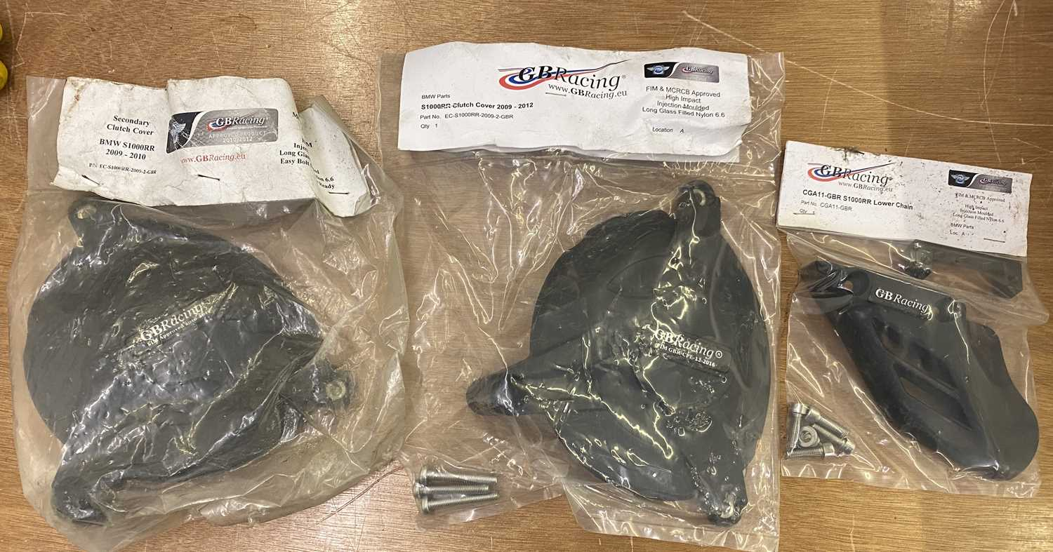 Lot 39 - GB Racing. A collection of engine protection...