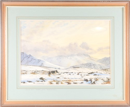Lot 13 - Jill M Aldersley (British 1943 - 2007), 'Cloud...