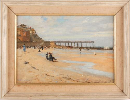 Lot 21 - Frank Lewis Emanuel (1866-1948) British, 'The...