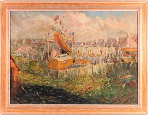 Lot 37 - Henry Childe Pocock RBA (1854 - 1934), a...