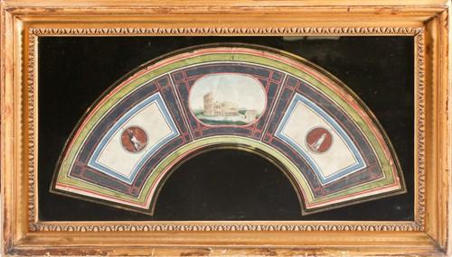 Lot 47 - Early 19th century Italian school, a Grand...