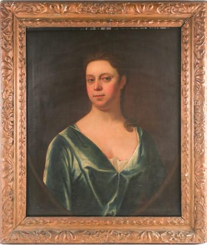 Lot 55 - Follower of Michael Dahl (1659-1743) Swedish,...