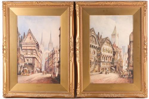 Lot 26 - Cecil Jack Keats (19th/20th century), scenes...