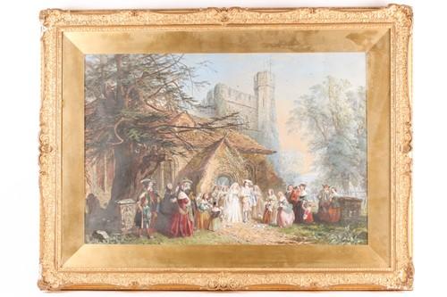 Lot 27 - John Edmund Buckley (1824-1876), a 17th...