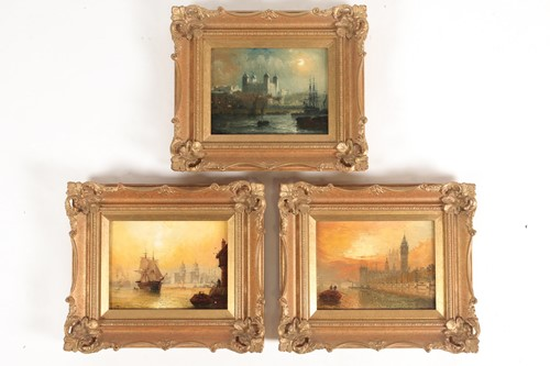 Lot 17 - Claude T Stanfield Moore (British, 1853 -...