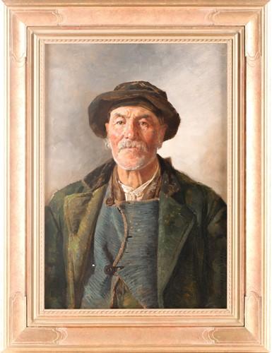 Lot 21 - Joseph Eugen Horwarter (Austrian, 1854 - 1925),...