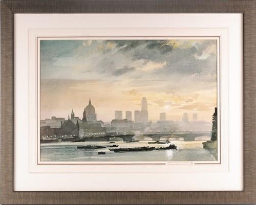 Lot 21 - Rowland Frederick Hilder OBE (1905-1993), St...