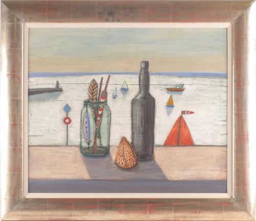 Lot 5 - Jock MacInnes, RGI (Scottish. B. 1943), Bottle,...