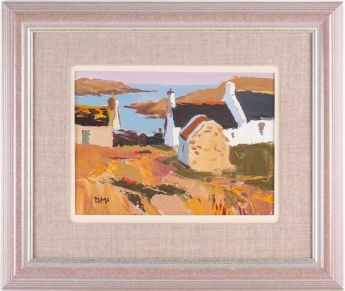 Lot 12 - Donald McIntyre, RCA ,(1925-2009), Portnahaven,...