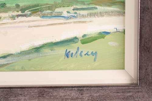 Lot 41 - Robert Kelsey, DA, MUniv, PAI, FRSA (B. 1949),...