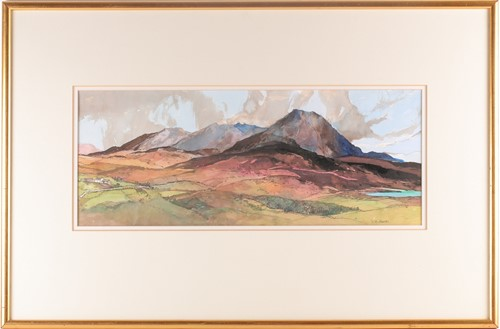 Lot 40 - Tom Shanks, (Scottish. 1921-2020), Meall an...