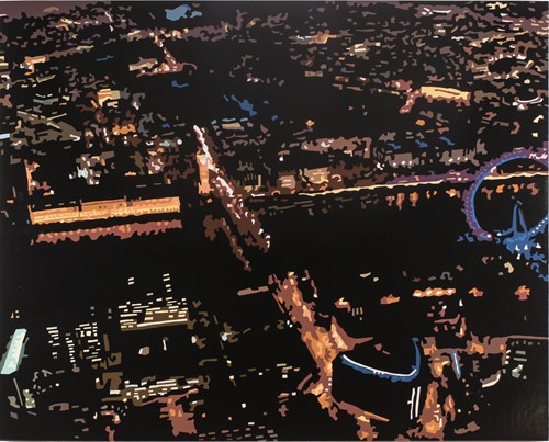 Lot 8 - Alicia Dubnyckyj, Above Westminster IV, London,...