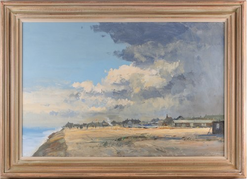 Lot 24 - Ian Houston, (1934-2021). Peters Grimes...