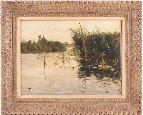 Lot 19 - Adrianus Johannes Zwart (1903-1981) Dutch, a...